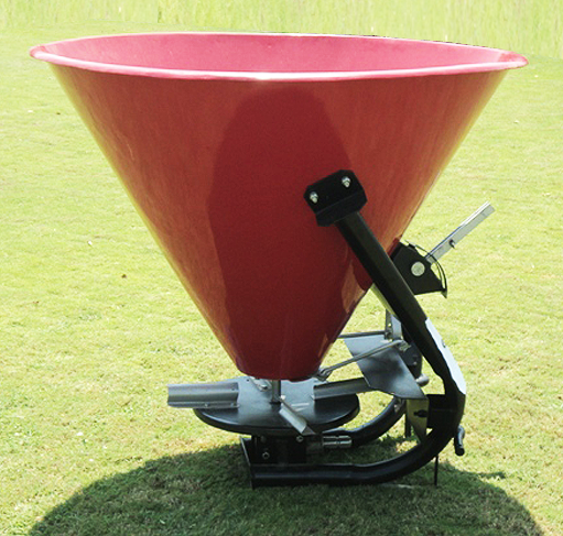 fertilizer cum seed broadcaster