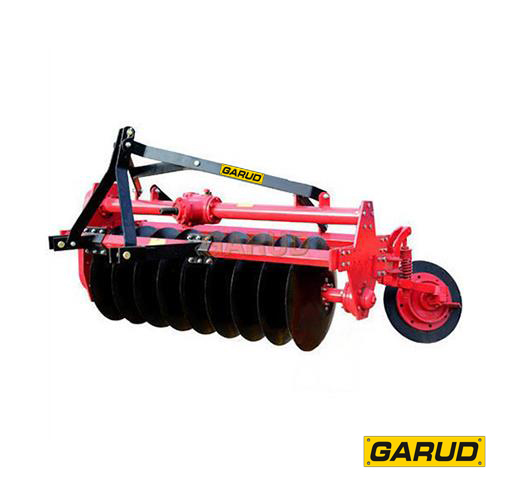 rotary disc harrow